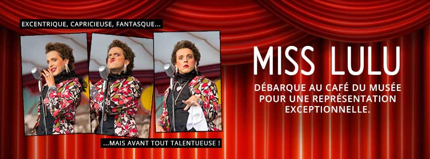Soirée dîner spectacle, cabaret chantant au Café du Musée d'arts de Nantes